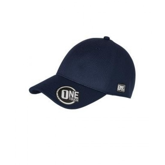 CAP BQS SEAMLESS ONE TOUCH MB6221 CAP NAVY Cap