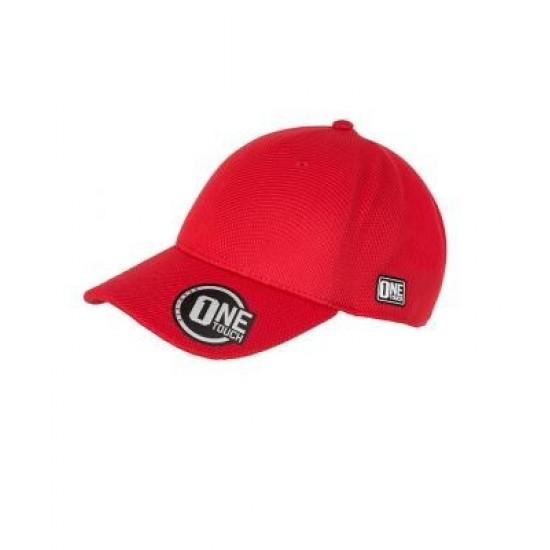 CAP BQS SEAMLESS ONE TOUCH MB6221 CAP ROOD Cap
