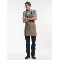 SCHORT CHAUD DEVANT 69499 BASE MUD DENIM