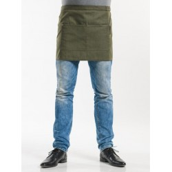 SCHORT CHAUD DEVANT 48399 GREEN DENIM