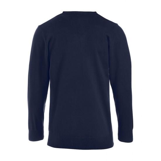 TRUI CLIQUE ASTON 021174 580 NAVY Sweaters  & Truien