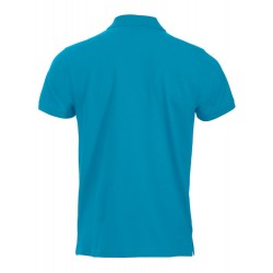 POLOSHIRT CLIQUE CLASSIC LINCOLN 028244 54 TURQUOISE