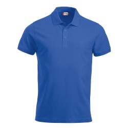 POLOSHIRT CLIQUE CLASSIC LINCOLN 028244 55 KOBALTBLAUW