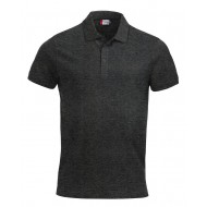 POLOSHIRT CLIQUE CLASSIC LINCOLN 028244 955 ANTRACIET MELEE