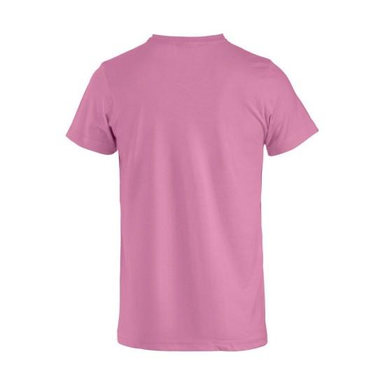 T-SHIRT CLIQUE BASIC T 029030 250 HELDER ROZE T shirt