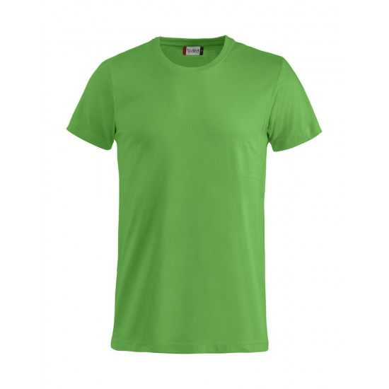 T-SHIRT CLIQUE BASIC T 029030 605 APPELGROEN T shirt