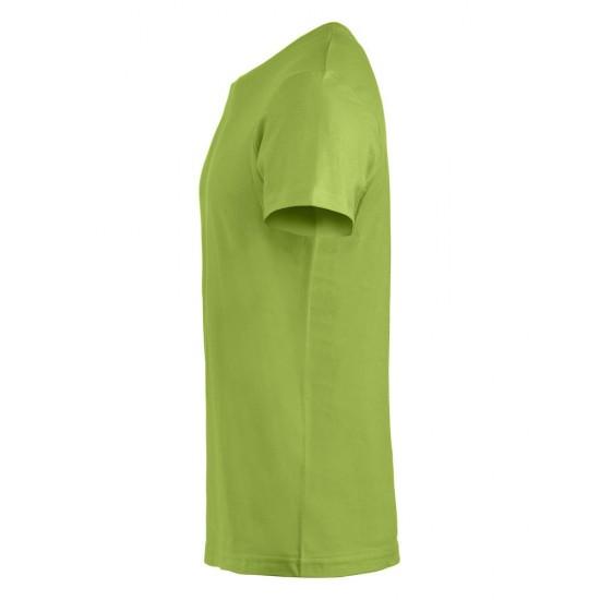 T-SHIRT CLIQUE BASIC T 029030 67 LICHTGROEN T shirt