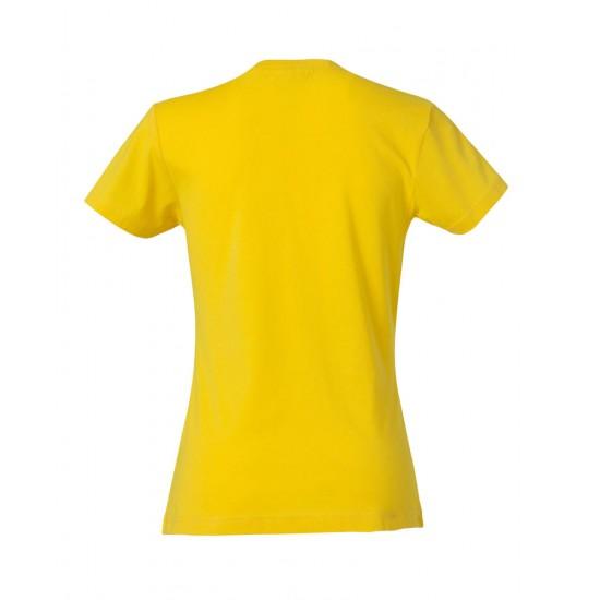 T-SHIRT CLIQUE BASIC T LADIES 029031 10 LEMON T shirt