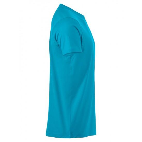 T-SHRT CLIQUE PREMIUM-T 029340 54 TURQUOISE T shirt