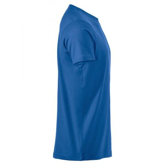 T-SHRT CLIQUE PREMIUM-T 029340 55 KOBALTBLAUW T shirt