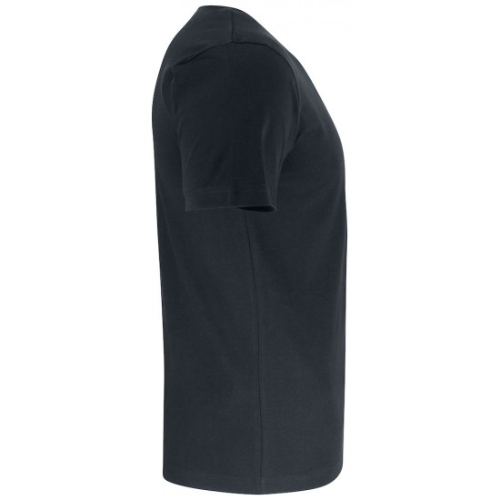 T-SHRT CLIQUE PREMIUM FASHION-T 029348 99 ZWART T shirt