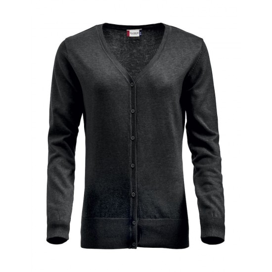VEST CLIQUE ALLISON 021177 99 ZWART Vest