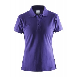 POLOSHIRT CLIQUE CLASSIC W 192467 1462 PAARS