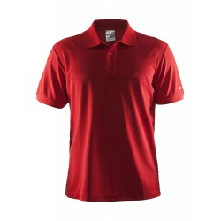 POLOSHIRT CRAFT  CLASSIC M 192466 1430 BRIGHT RED