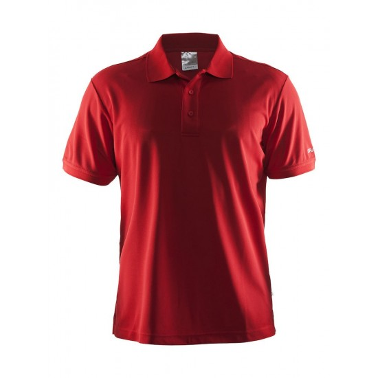 POLOSHIRT CRAFT  CLASSIC M 192466 1430 BRIGHT RED Polo korte mouw