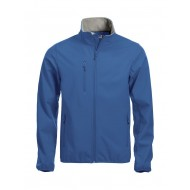 SOFTSHELL CLIQUE BASIC 020910 55 ROYALBLUE