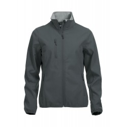 SOFTSHELL CLIQUE BASIC DAMES 020915 96 PISTOL