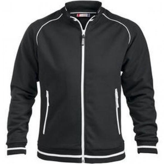 VEST CLIQUE CRAIG 021053 99 ZWART Vest