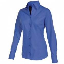 BLOUSE GIOVANNI CAPRARO DAMES 29300 37 ROYALBLUE