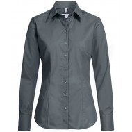 DAMES BLOUSE GREIFF 6515 1120 011 ANTRACIET Special EP TUMMERS