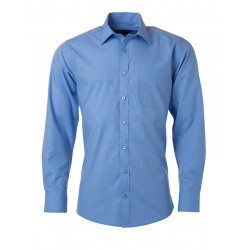 BLOUSE JAMES & NICHOLSON JN678 AQUA