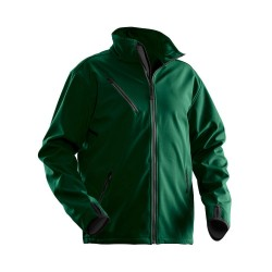 SOFTSHELL JOBMAN 1201 65120171 7500 FOREST GREEN