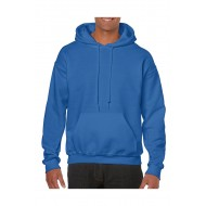 SWEATER GILDAN HOODED HEAVYBLEND 18500 7686 ROYAL BLUE
