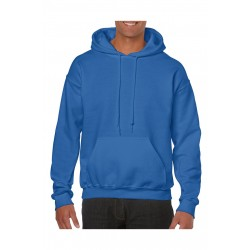 SWEATER GILDAN HOODED HEAVYBLEND 18500 7686 ROYAL BLUE