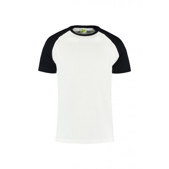 T-SHIRT LEMON & SODA 1175 WHITE DARK NAVY T shirt