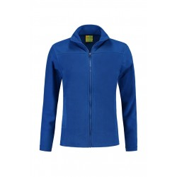 DAMES FLEECEVEST L&S 3350 ROYALBLUE