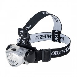 LED HOOFDLICHT TBV HELM PORTWEST PA50 ONE SIZE