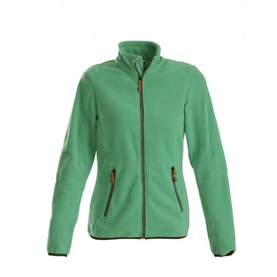 FLEECEVEST PRINTER SPEEDWAY LADIES 2261501 728 FRISGROEN Vest