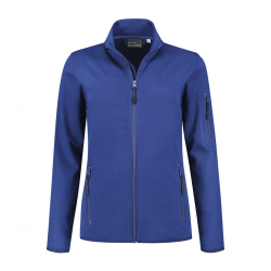 DAMES SWEATVEST SANTINO BERLIN LADIES ROYALBLUE