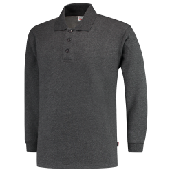 POLOSWEATER TRICORP 301004 PS280  ANTRACIETMELEE