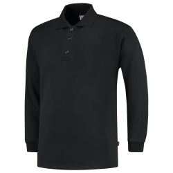 POLOSWEATER TRICORP 301004 PS280 ZWART