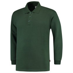 POLOSWEATER TRICORP 301004 PS280 BOTTLEGREEN