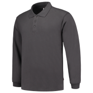 POLOSWEATER TRICORP 301004 PS280 DONKERGRIJS