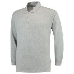 POLOSWEATER TRICORP 301004 PS280 GRIJSMELEE
