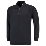 POLOSWEATER MET BOORD TRICORP 301005 PSB280 NAVY