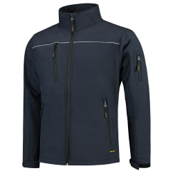 SOFTSHELL TRICORP LUXE 402006 TSJ2000 NAVY