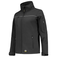 SOFTSHELL TRICORP LUXE 402009 GRIJS