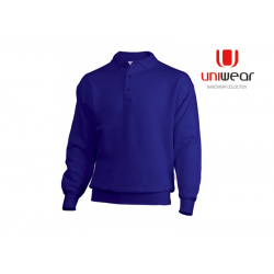 POLOSWEATER UNIWEAR PSU ROYALBLUE