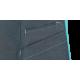 POLOSHIRT DE BERKEL TRIX 3482 661 03 TURQUOISE MET DENIM Zorgjasje