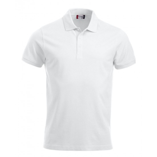 POLOSHIRT CLIQUE CLASSIC LINCOLN 028244 00 WIT Polo korte mouw