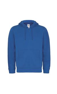 . B&C Hooded Full Zip men  WM 647 .