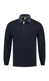 . L&S RUGBY SHIRT FOR HIM .