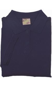 . L&S Basic Pique Polo SS for her  .