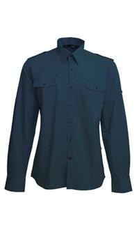 . L&S Twill shirt for him .