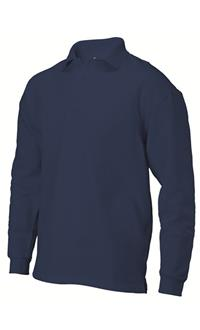 . Polosweater zonder boord PS280 .